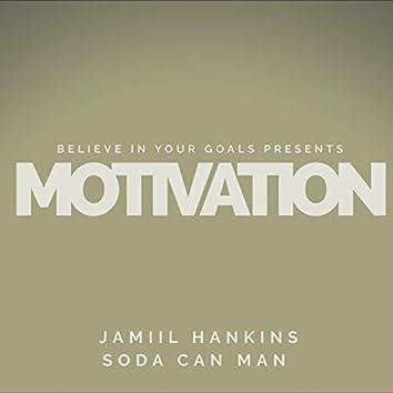 Motivation (feat. Soda Can Man)