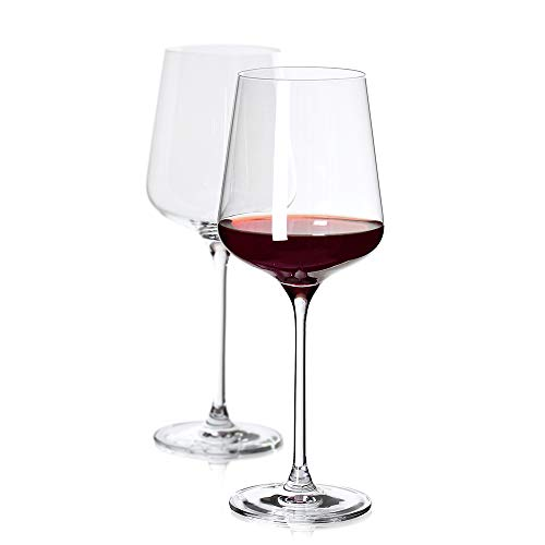 Wine Glasses, Universal Red Wine Glass 24 OZ, Wine Glasses Set ,Bordeaux Glasses, Premium Crystal Glass for White and Red Wine, Great Gift for Any Occasion