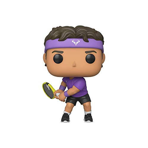 Funko- Pop Tennis Legends-Rafael Nadal 2020 Figura Coleccionable, Multicolor (49896)