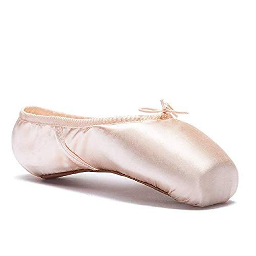 Bloch Women's Hannah Pointe Shoes, Pink, 5 2X