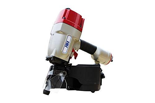 Coilnagler Druckluftnagler Coil Nagler Druckluft Nagelgerät 45 mm bis 90 mm