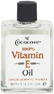 Cococare 100% Vitamin-E 1oz 28000 I.U. (3 Pack)