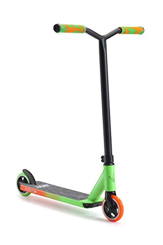 Envy Scooters One S3 Complete Scooter- Green/Orange
