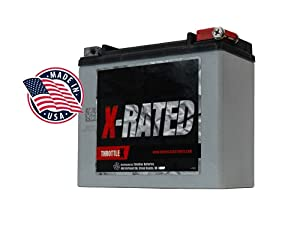 HDX20L - Harley Davidson Replacement Motorcycle Battery