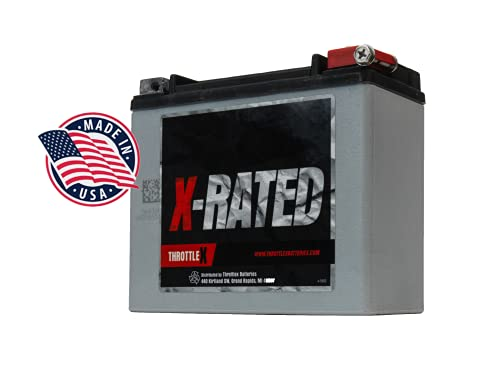 HDX20L - Harley Davidson, ATV and UTV Replacement Battery.