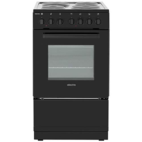 Electra Se50B Freestanding Electric B Rated Cooker -Black
