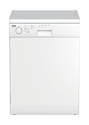 Beko DFL1442 Geschirrspüler Freistehend/A+/85 cm/295 kWh/Jahr/weiß