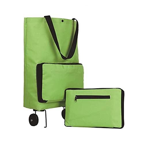 buycheapDG(JP) エコバッグ キャスター付き 買い物袋 折りたたみ ショッピングカート バッグ ショッピングバッグ 軽量 丈夫 レジ袋 コンビニバッグ 大容量 人気 2輪 持ち運びやすい 買い物バッグ