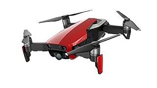 DJI Mavic Air Fly More Combo - Drohne mit 4K Full-HD Videokamera inkl. Fernsteuerung I 32 Megapixel Bilderqualität und bis 4 km Reichweite - Rot (B079997B65) | Amazon price tracker / tracking, Amazon price history charts, Amazon price watches, Amazon price drop alerts
