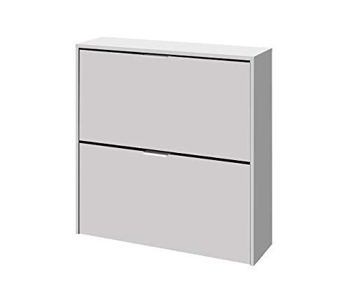 Habitdesign 007873O - Zapatero 2 Puertas