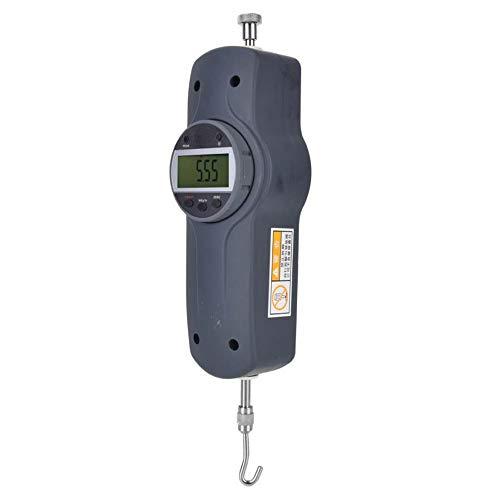 NOBGP Hochpräzises digitales Kraftmessgerät, digitales Prüfstandsdruckmessgerät 500N für Zug- und Druckbelastungen, Einsetzen und Herausziehen, zerstörende Prüfung