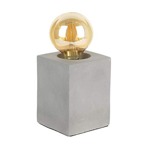marque The Home Deco Factory Lampe à Poser Finition Ciment