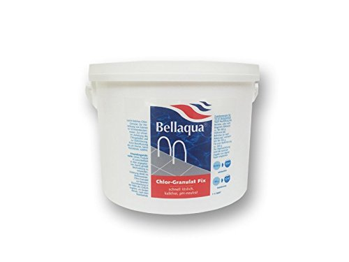 Bellaqua Chlor-Granulat Fix 3 kg