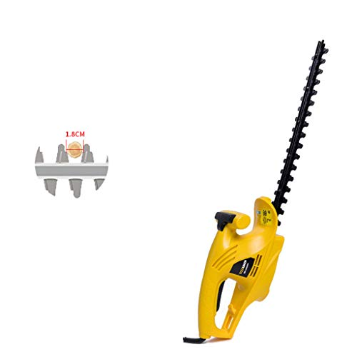 Fantastic Deal! Hedgecutter (Blade Cover, 450 Mm Blade Length, Cutting Diameter 18mm) Electric Hedge...