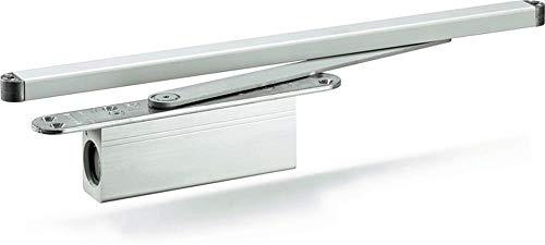 GEZE Türdämpfung ActivStop integrierter Türschließer silber