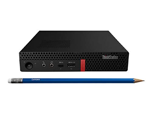 Lenovo ThinkStation P330 Tiny Core i7-9700T - Ordenador de sobremesa (16 GB de RAM, 512 GB SSD Quadro P620-30CF0032GE)