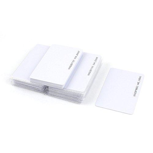 EM4100 Kontaktlose RFID-Karten, 125 kHz, 50 Stück