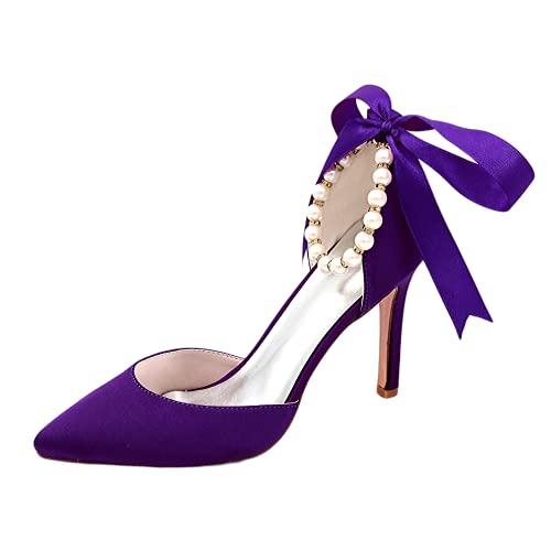 Sandalias de correa negra para mujer, zapatos de corte de boda, para...