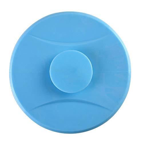 Siphon de sol en silicone, Housse déodorant d'égout Outil de bouchon d'eau en silicone universel pour cuisine, Salle de bain, Évier - Empêcher les bouchons d'égouts