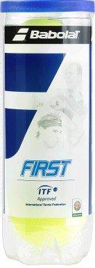 Babolat First X4 Pelota de Tenis, Unisex Adulto, Yellow, Talla Única
