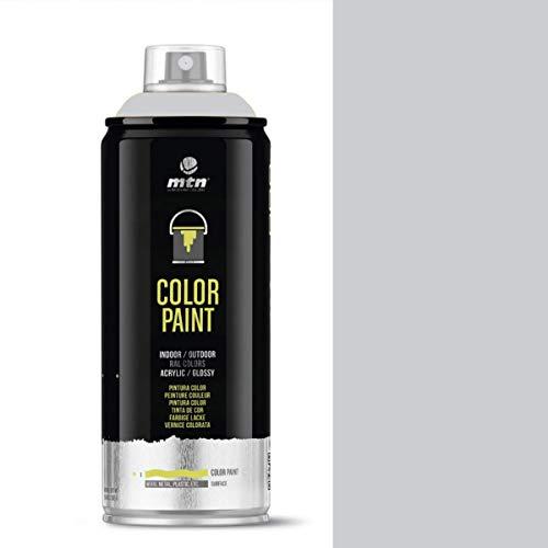 MTN PRO Color Paint RAL-7035 - Vernice spray grigio chiaro, 400 ml