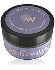 Mystic Valley Activated Charcoal Arnica Extract Face Pack