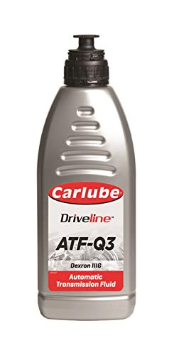 Carlube XTE100 Driveline ATF-Q3 Automatic Transmission Fluid 1L