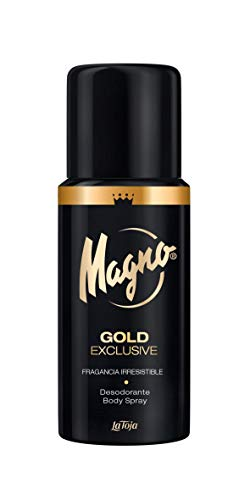 Magno Desodorante Spray Gold - Fragancia...