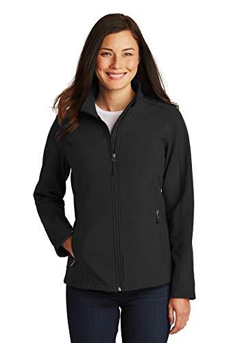 Port Authority Women's Core Soft Shell Jacket M Black