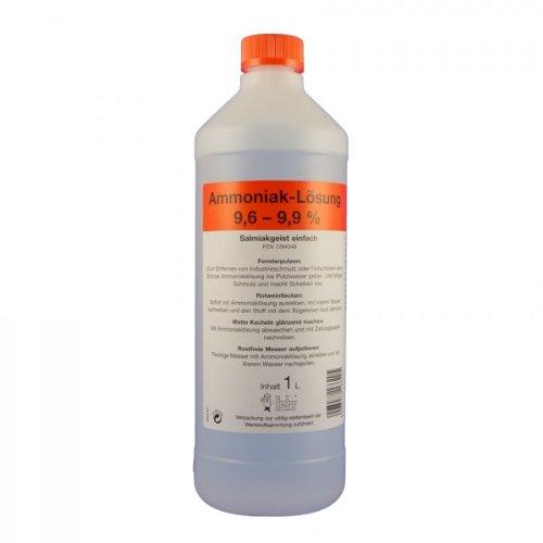 Ammoniaklösung 9,6-9,9 % 1 L