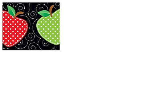Teacher Created Resources Dotty Apples Straight Border Trim (5637) Photo #2