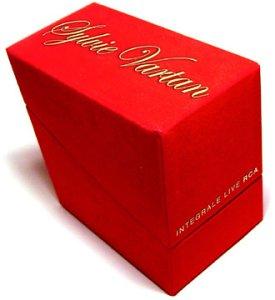 Coffret 7 CD : Intégrale Live RCA - Edition limitée et numérotée (packaging de luxe, inclus des titres inédits et un livret avec une interview exclusive et 80 photos) [Import anglais]