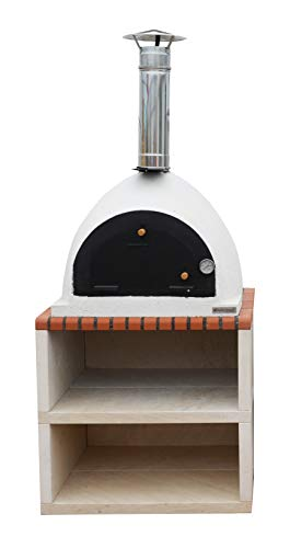 XclusiveDecor Royal Wood Fired Pizza Oven with Stand