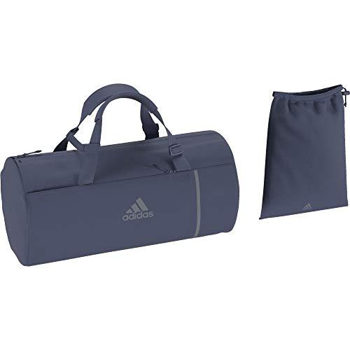 Adidas TR CVRT DUF M, Mochila Unisex Adulto, Azul (Indnob/Nocmét/Nocmét), 24x15x45 cm (W x H x L)