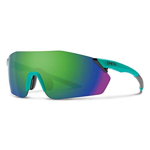 Smith Optics Reverb Gafas de sol, Multicolor (Mtgrn Mil), 99 Unisex Adulto
