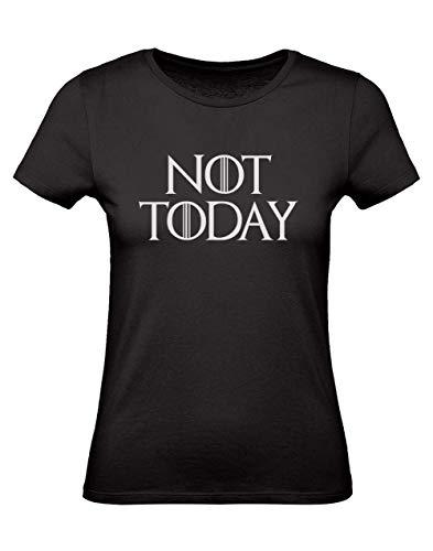 Green Turtle Camiseta para Mujer - Not Today XX-Large Negro
