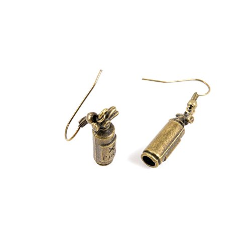 100 Pairs Fashion Jewelry Making Charms Earrings Backs Findings Arts Crafts Hooks Bulk Lots Wholesale Supplier X5ER2 Fire Extinguisher