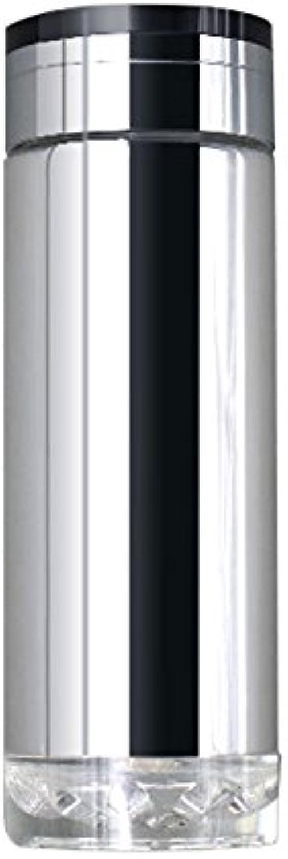 LLRDIAN Creative Trend Cristal Tasse à Vide Double Verre Hommes Et Femmes portable Cup Tasse à Thé (Couleur   Crystal mirror)