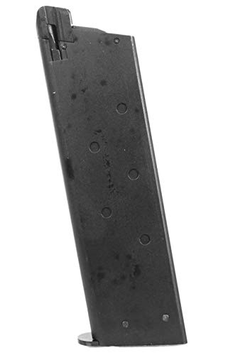 KWA Spare Airsoft Magazine: M1911A1 GBB NS2, 21 rounds