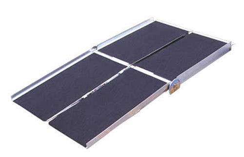 Prairie View Industries WCR630 Portable Multi-fold Ramp, 6 ft x 30 in