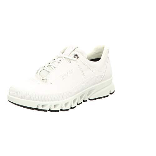 Ecco Herren Multi-Vent M Low GTXS Sneaker, Weiß (White 1007), 44 EU