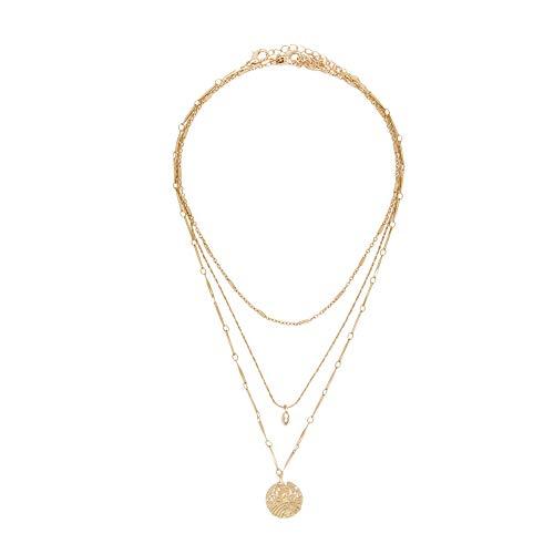 Parfois - Conjunto De Collares Golden Delicates - Mujeres