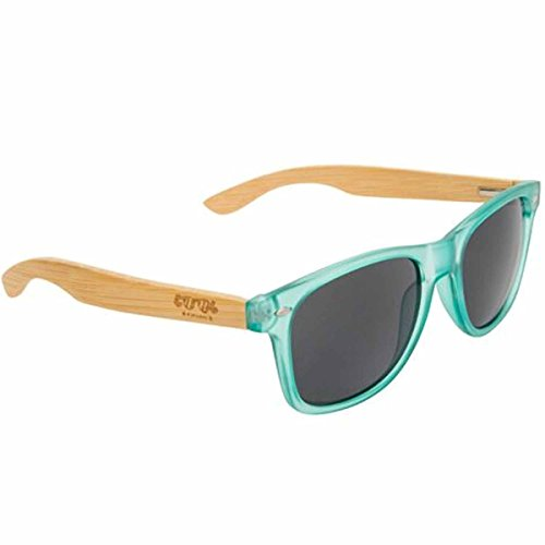 WOODY Sonnenbrille Cool Shoe crystal blue