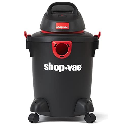 Shop-Vac 5985004 Wet/Dry Vac, 6 gal, 3.0 Peak...