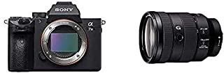Sony ILCE7M3B Full Frame Mirrorless Compact System Camera Body with SEL24105G FE 24-105 mm F4 G OSS Standard Zoom Lens (B0859SNMPM) | Amazon price tracker / tracking, Amazon price history charts, Amazon price watches, Amazon price drop alerts