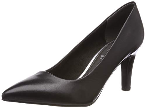 s.Oliver Damen 5-5-22407-22 001 Pumps, Black, 40 EU