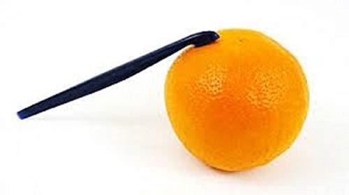Tupperware Citrus -- Orange -- Peeler