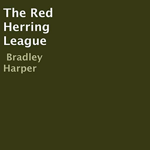 『The Red Herring League』のカバーアート
