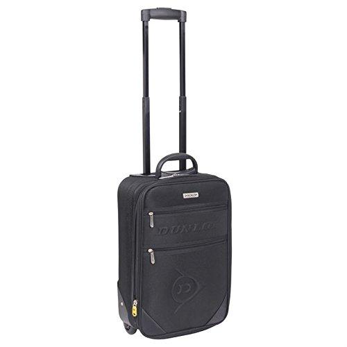 Dunlop Travel Gepäck leichter Reisetasche mit Rollen Reisetasche Trolley Koffer New