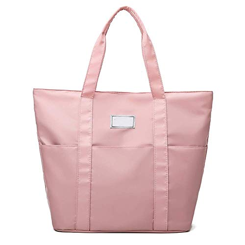 Gym Bag - Droog Nat Gescheiden Sports Bag waterdichte Travel Duffle Bag met grote capaciteit Gestreepte Handtas Yoga Fitness schoudertas Tote for vrouwen, 52 * 40 * 15CM Reduce Weight Mooie en praktis